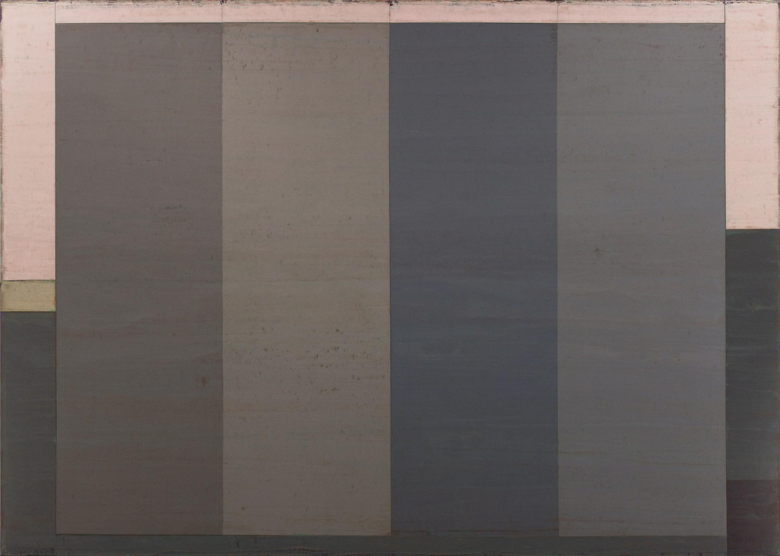 """Poet  Steven Alexander SA774 Acrylic on Canvas 60"""" x 84"""""""
