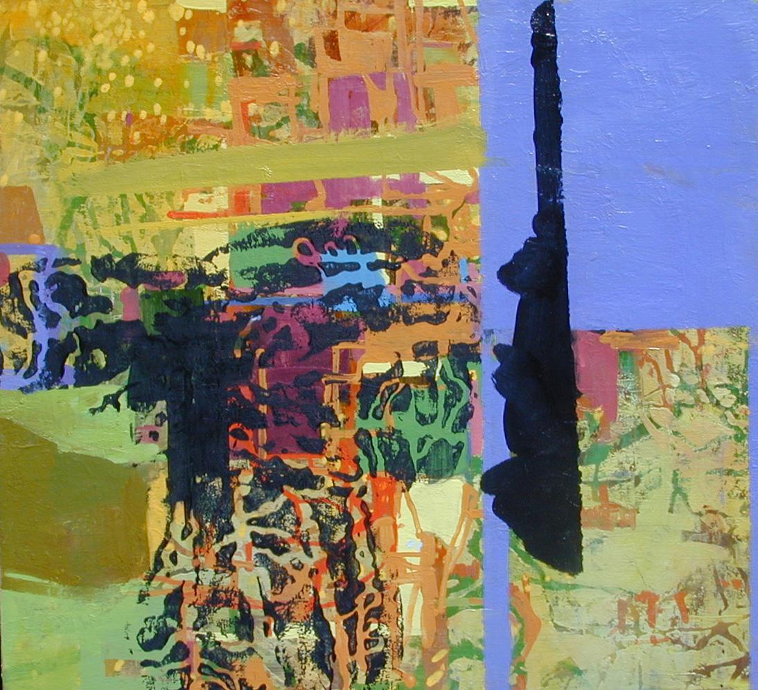 """Fray  Marie Thibeault LT140 Oil on Canvas 22"""" x 24"""""""