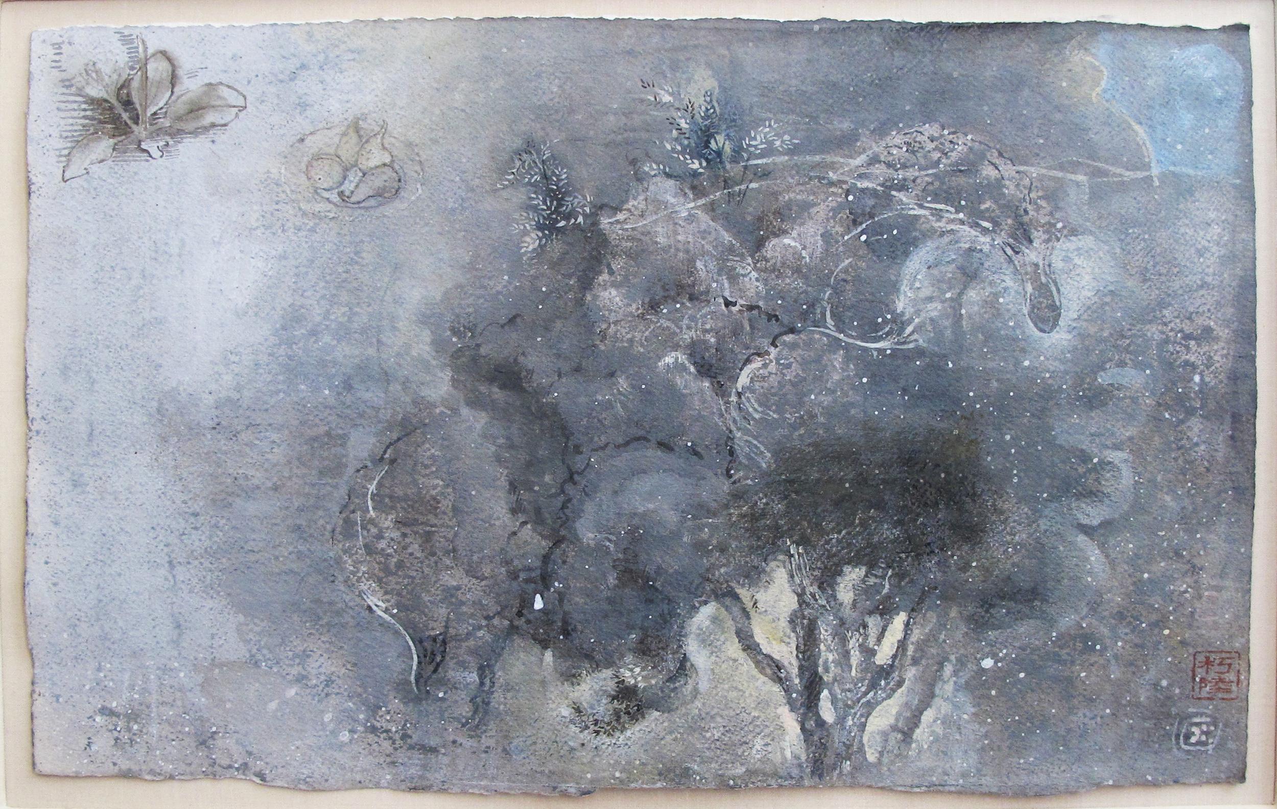 Olive Trees (Montecastello)