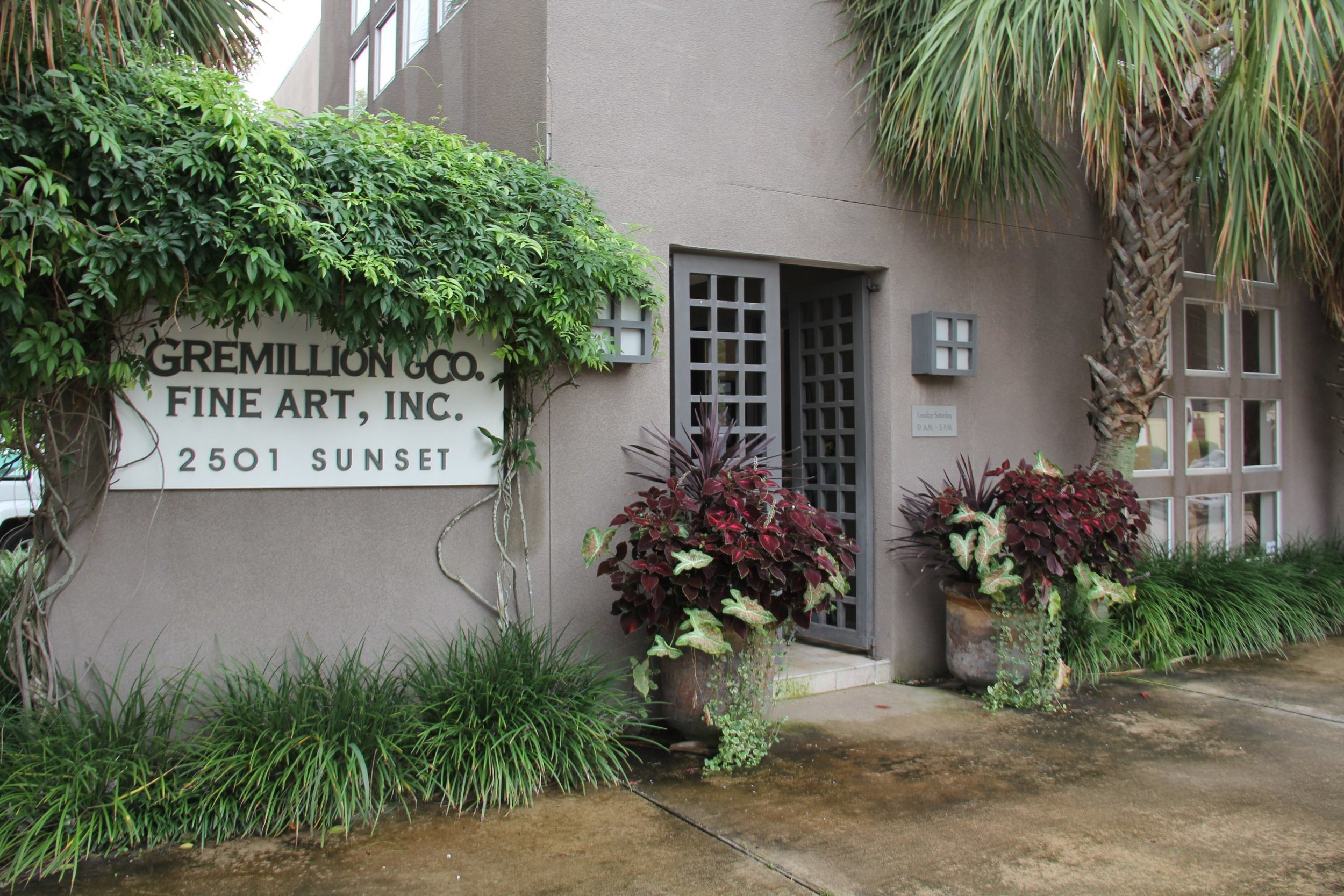 Gremillion & Co. Fine Art, Inc. Main Gallery