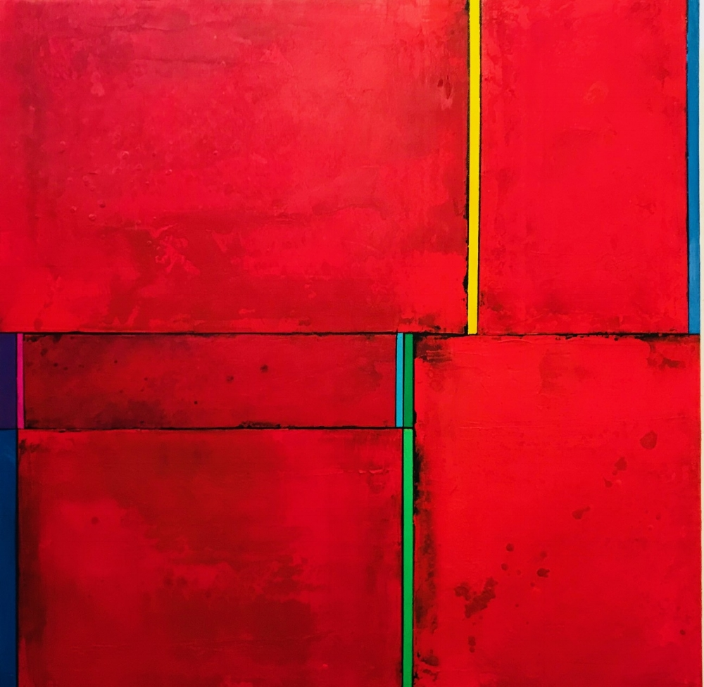 Robert Rector   Selected Works from the Artist's Studio 1977-2017  January 2018