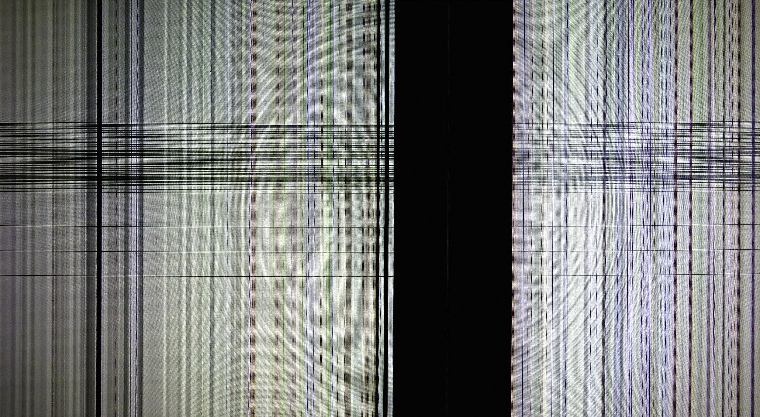 """Gate (Photograph)  Leslie Parke LP Photograph Archival Inkjet 18.5"""" x 34"""""""