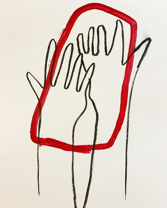 Love is red.  #humanonhuman