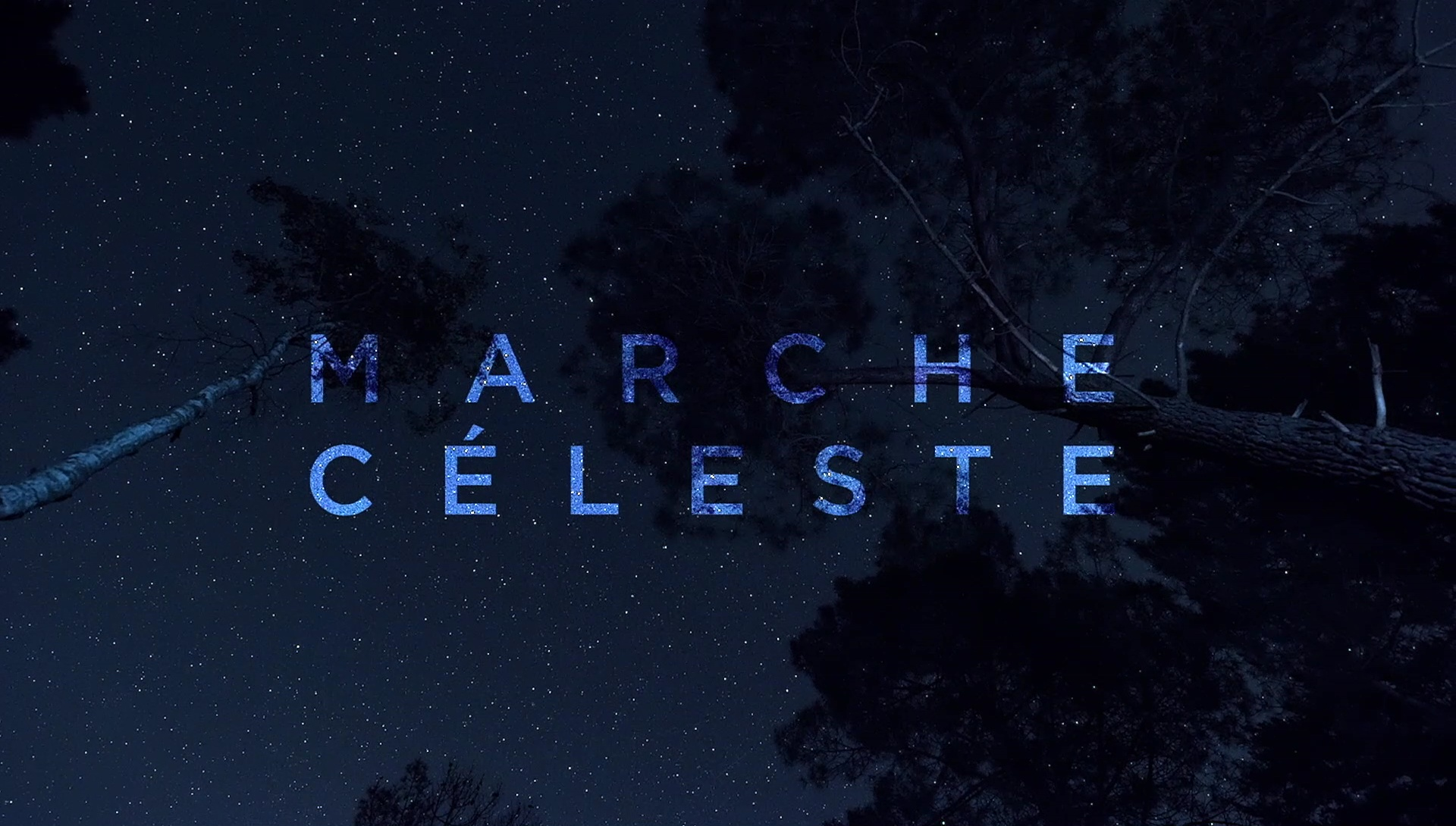MARCHE CELESTE  Film directed by  Maximilien Franco and produced by  La Maison Noire