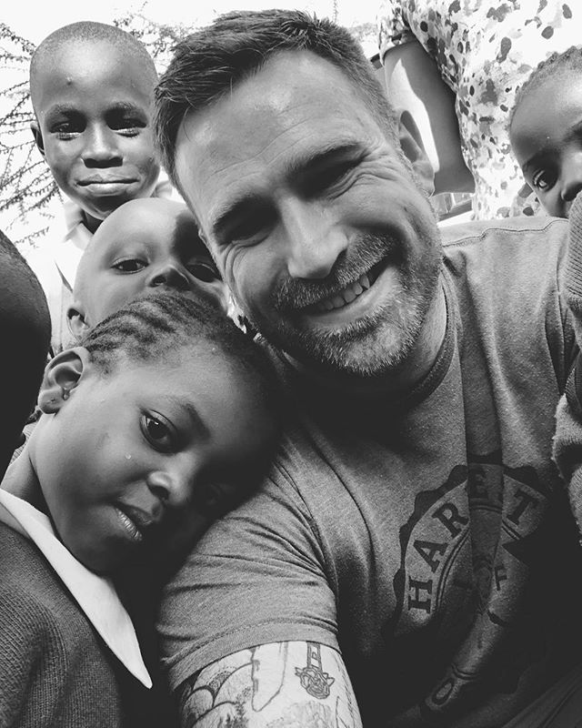 Today was my first day filming in Nairobi. It was hard. I felt every emotion possible walking through the slums and meeting these amazing kids. I saw hope and hopelessness, happiness and sadness. I saw amazing people doing amazing things for their community.  I witnessed life in a way I've never seen before.  This was day 1.