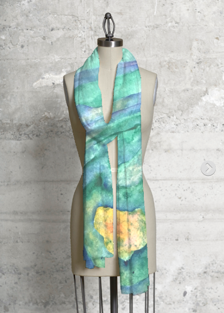 ENCHANTED SCARF  Modal Scarf   Click here to purchase     A portion of proceeds go to  Literacy for Life  via Shop Vida