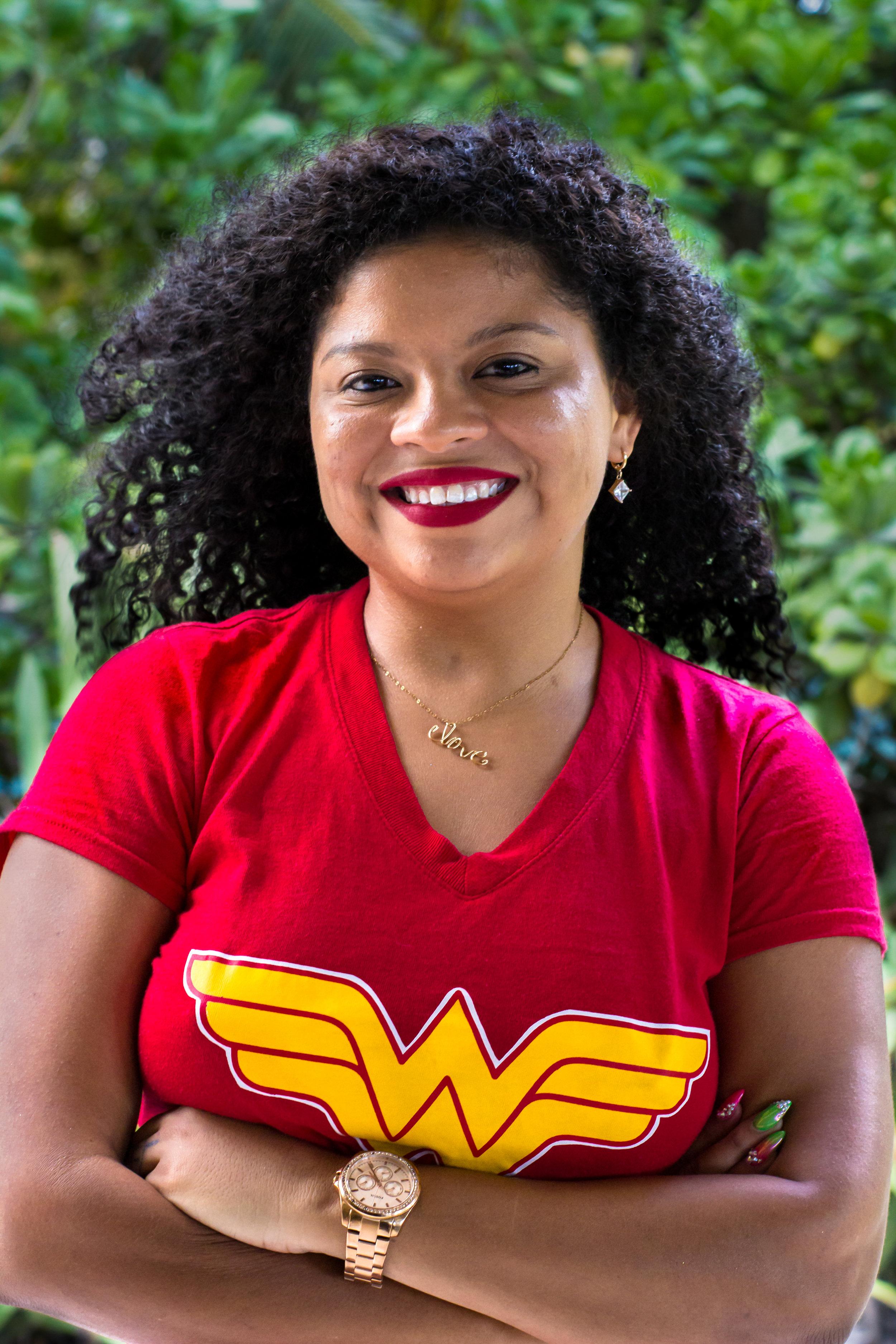 Yaneli Wonder Woman.jpg