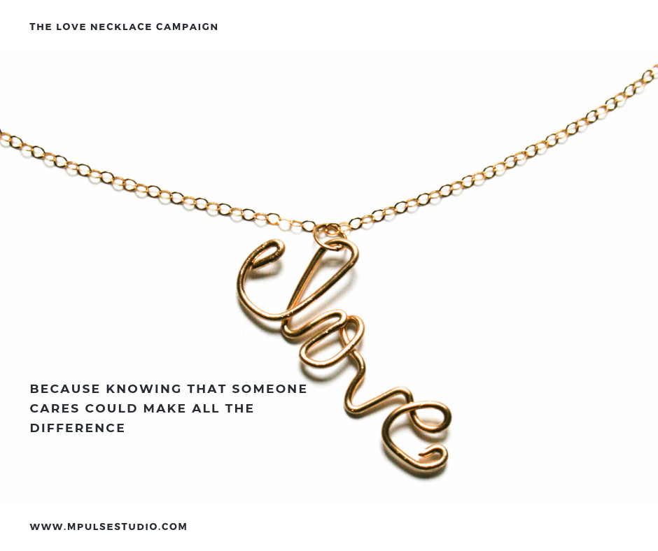 Love Necklace Facebook Ad with necklace.png