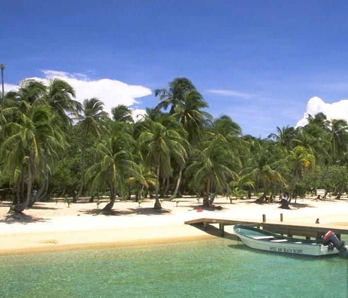 Honduras beach
