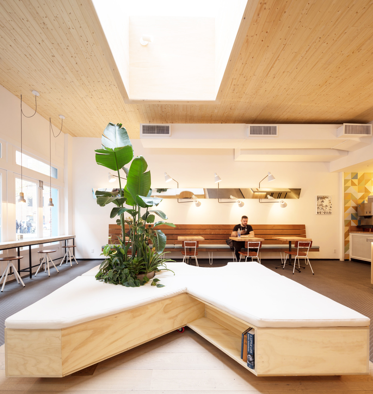 Chipotle Restaurant Architecture