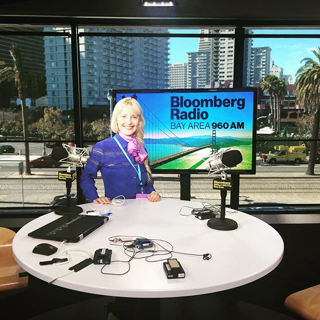 Tune in today at 4:45 ET /1:45 PT to hear our founder Zofia speak about how Luxury fashion fights cancer on the Luxury Segment on Bloomberg radio!  http://www.bloomberg.com/audio