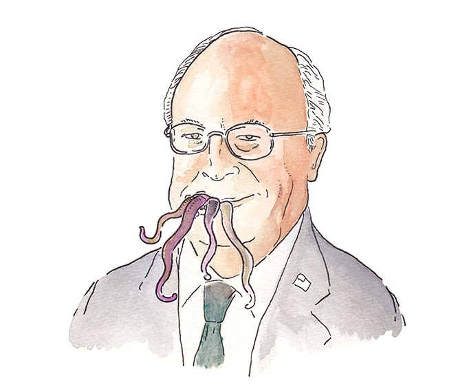 Vice President Dick Cheney