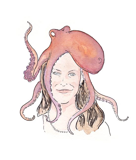 Author Katherine Harmon Courage