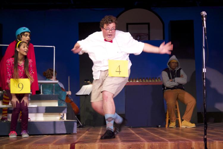 """Barfee jazzes up his """"Magic Foot."""""""