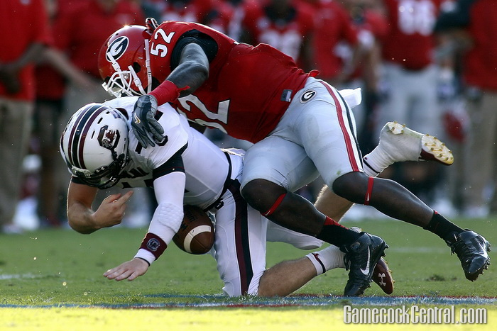 Shaw's fumble (continued)