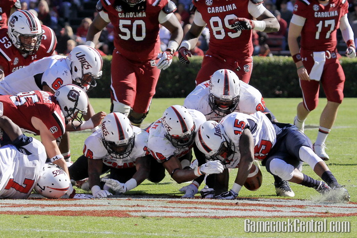 Staff Photo by Paul Collins: Teams like South Alabama would have national championship hopes.