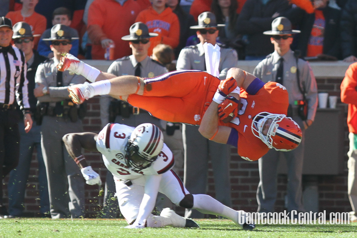 Staff Photo by C.J. Driggers: Non-conference rivalries could have at-large playoffimplications.