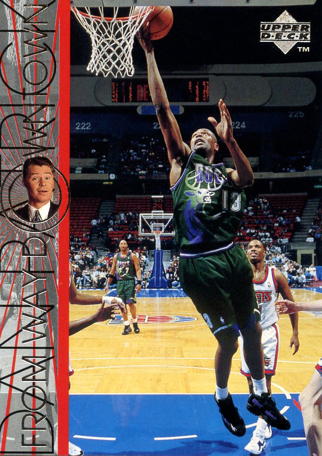 Milwaukee Bucks, 1995-2000