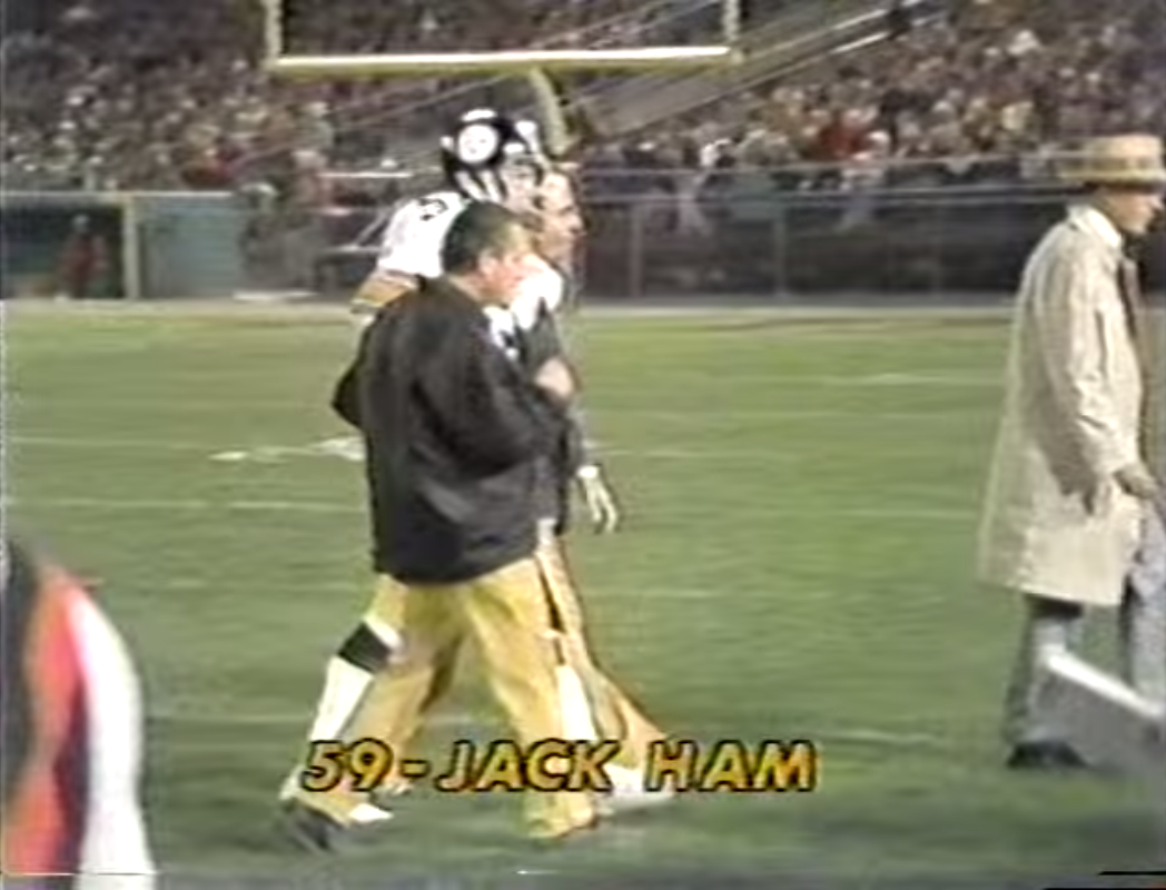 I love a good Jack Ham. Get some ham, some pepperjack cheese, slap it on a ciabatta roll or something, maybe some lettuce, tomatoes, whatever you want. It's a good sammich.
