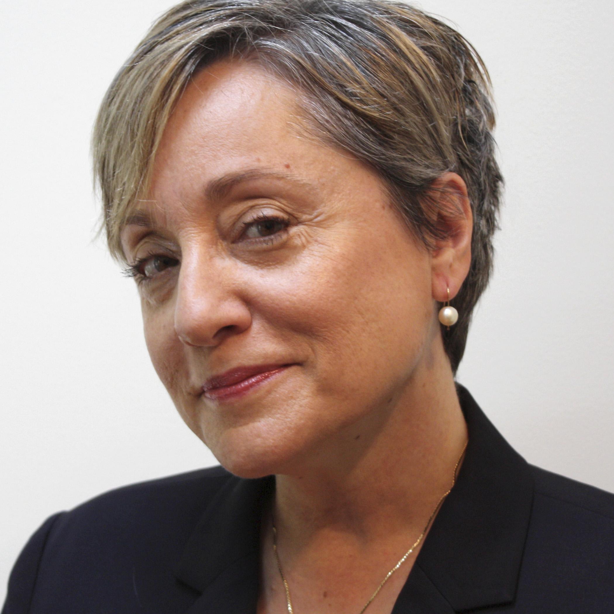 Kari Mashos, C.S.B.  Member of the Christian Science Board of Lectureship