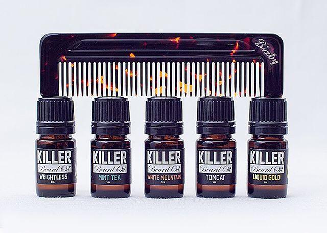 Beard 🎁 #beard #barba #barber #beardoil #barbershop #beardbros #beardcrew #beardenvy #beardgang #mensstyle #mensproduct #noshave #lifestyle #product #allnatural #style #groom #groomedbeard #mustache #killerbeard #killerbeardoil #dapper #beardlife #comb #combo #stache #holiday #gift #giftideas