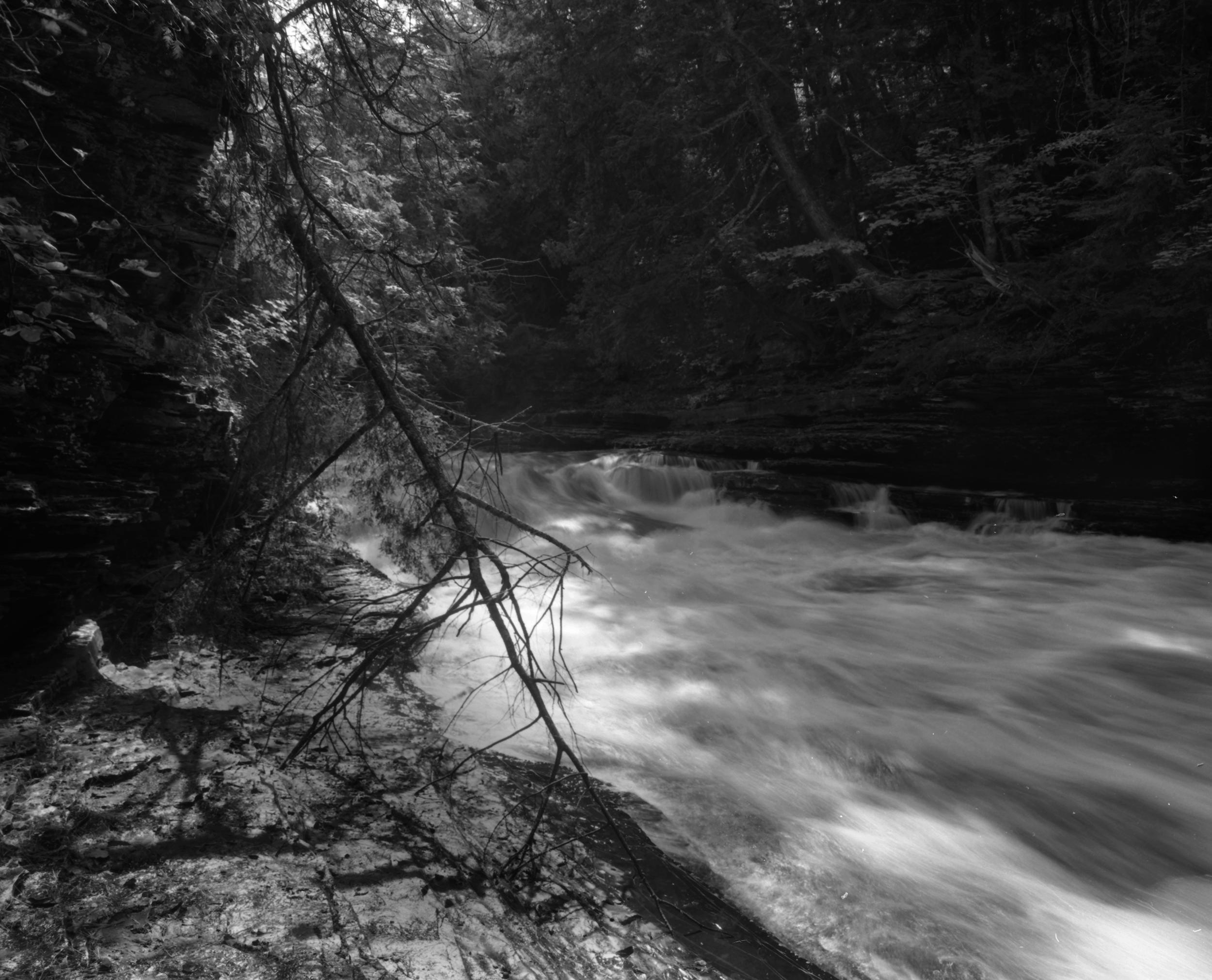 Presque Isle River II, 2014