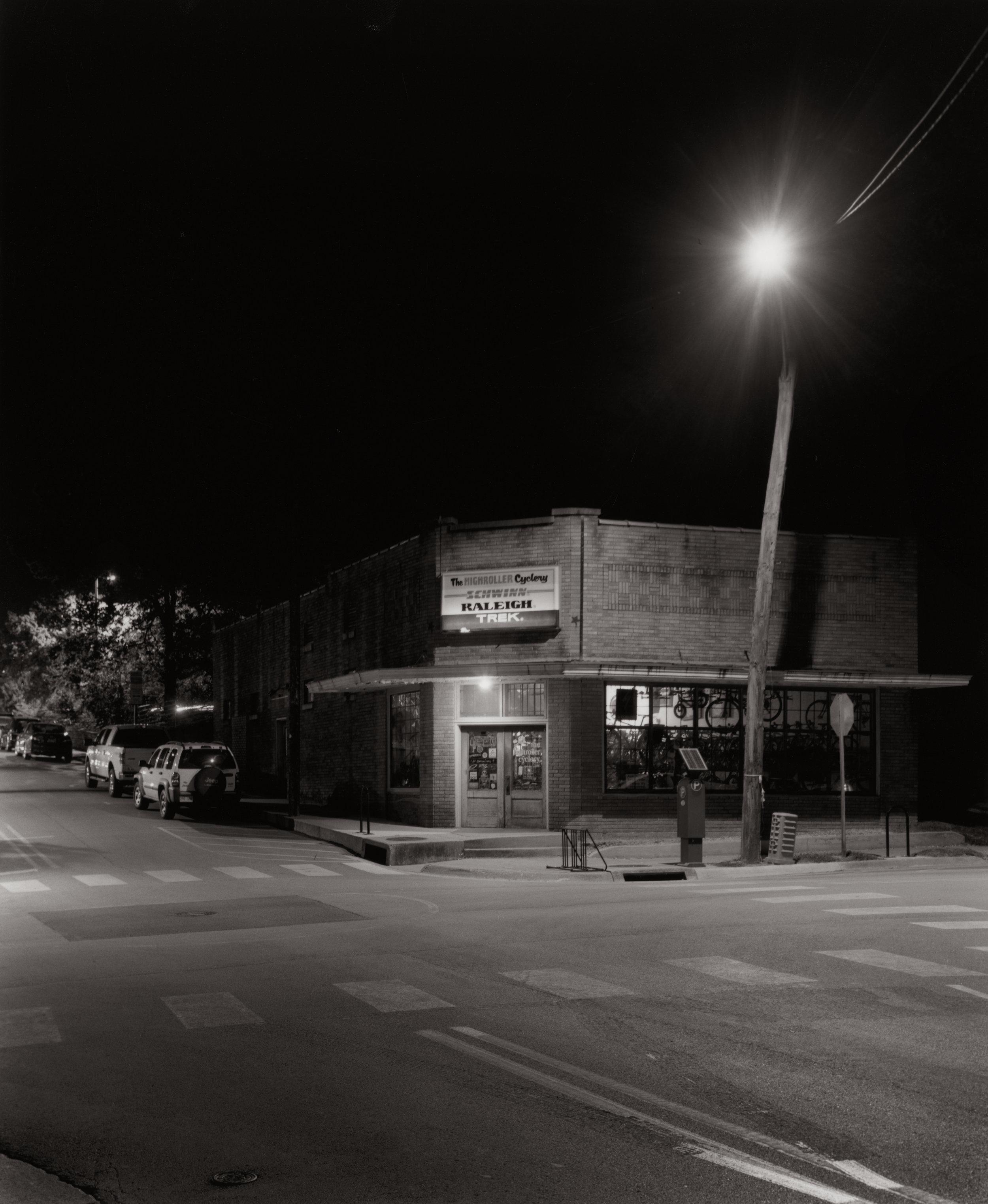 Spring Street, Fayetteville, 2017