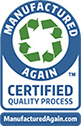 AEI has received MERA's Manufactured Again Certification, insuring that the quality of our products is on par with new