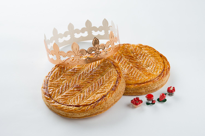 新しい年の幸運を願うフランスの伝統菓子です。