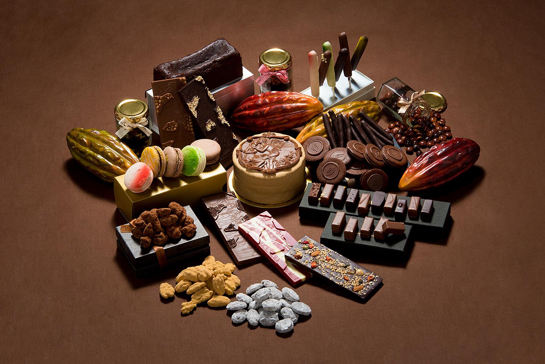 洋菓子マウンテン × cellar de chocolat のバレンタイン
