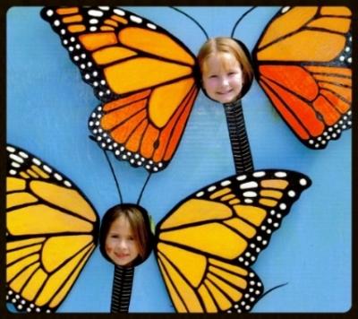 Beloved Butterflies   Source: Elaine L. Wilson