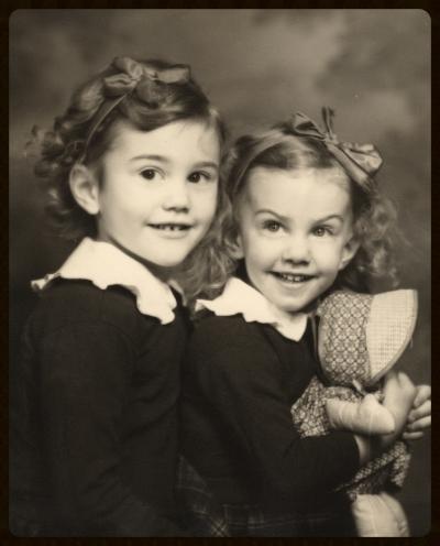 Daughters - Elizabeth and Kathleen   Source: Kathleen Swaim