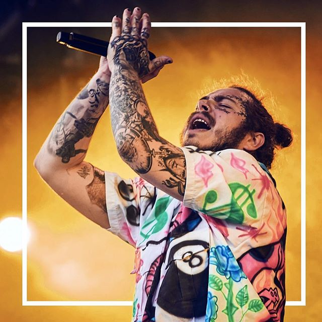"""Nobody wanted me to put out White Iverson. They said wait. I said I don't have time to wait. I don't have any money, what am I going to lose? I put it out the next day and it went bananas."" - @postmalone • Newest blog post featuring Post Malone up now on the blog! Follow the link on our page, then go to ""The Readout"" 📝 • #postmalone #therealkscm #sierracollege #rocklin #sacramento #music"