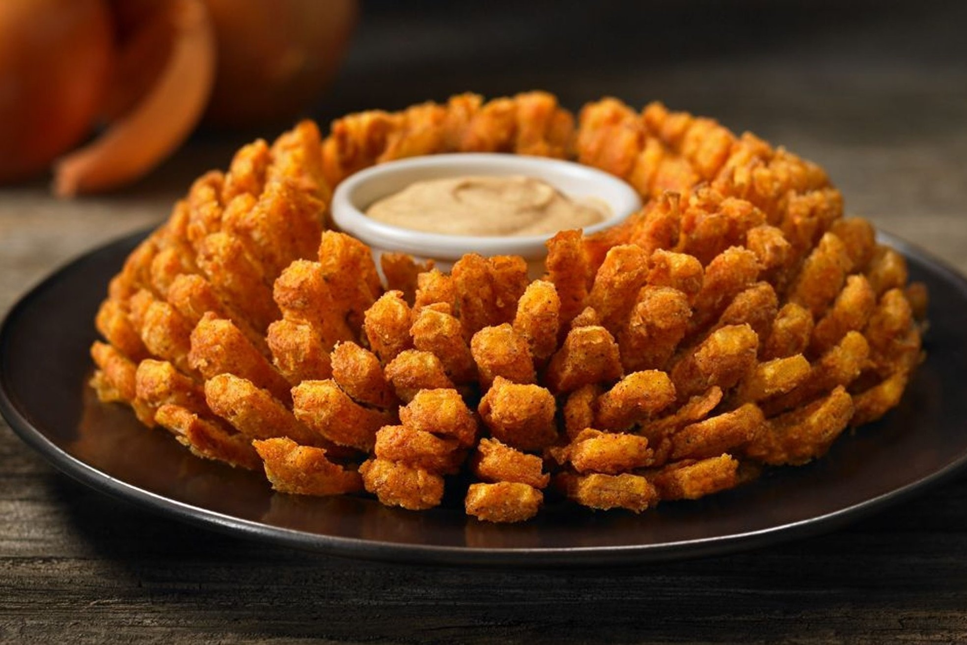 The Blooming Onion -