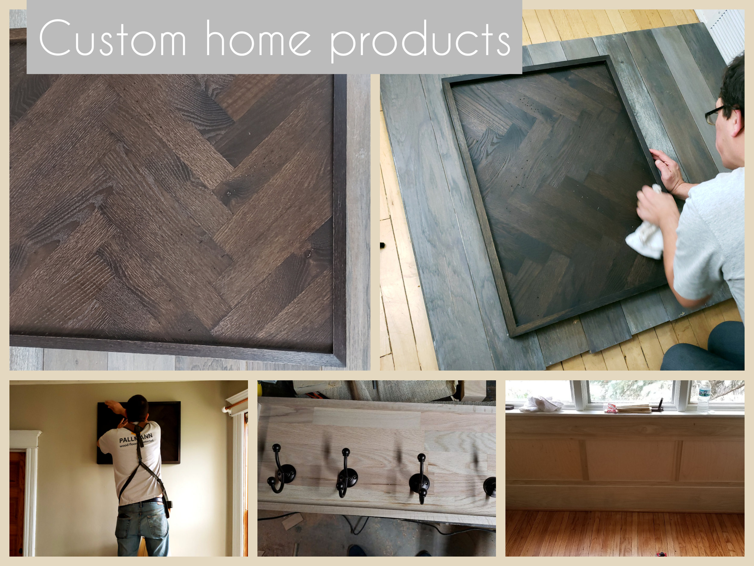 Custom home decor - and fixtures