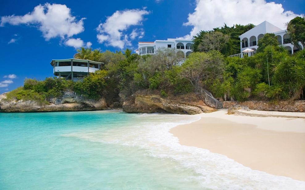 ROSE & IVY Journal Anguilla Beach Resort