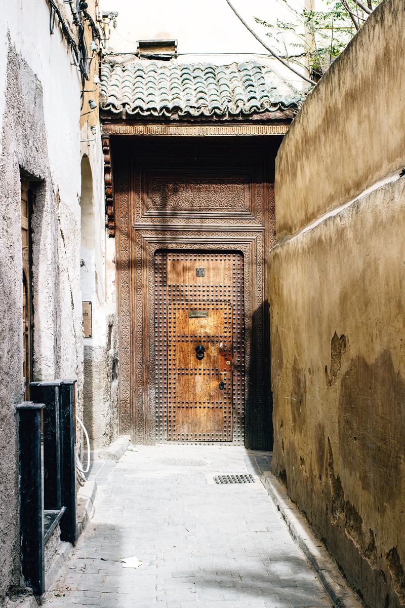ROS & IVY Journal Wanderlust Morocco