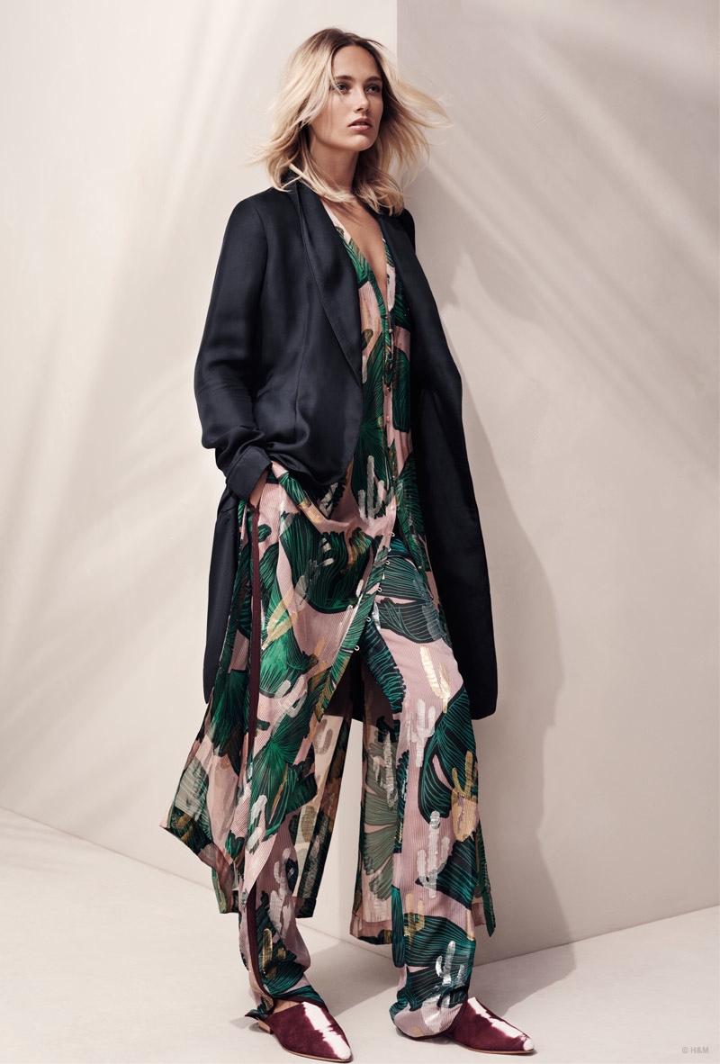 ROSE & IVY JOURNAL H&M STUDIO SPRING 2015