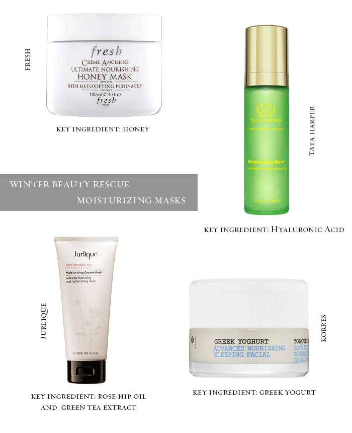 ROSE & IVY JOURNAL WINTER BEAUTY REMEDIES