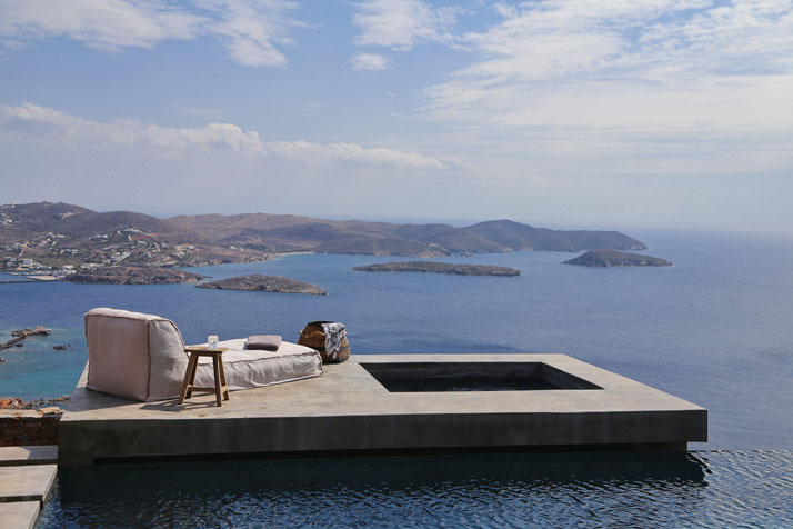 rose & ivy journal syros, greece