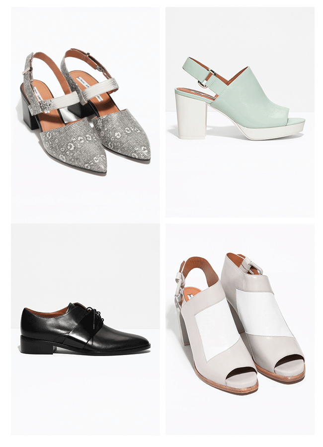 b66108a6c14 Currently Coveting | & Other Stories Shoes — Rose & Ivy