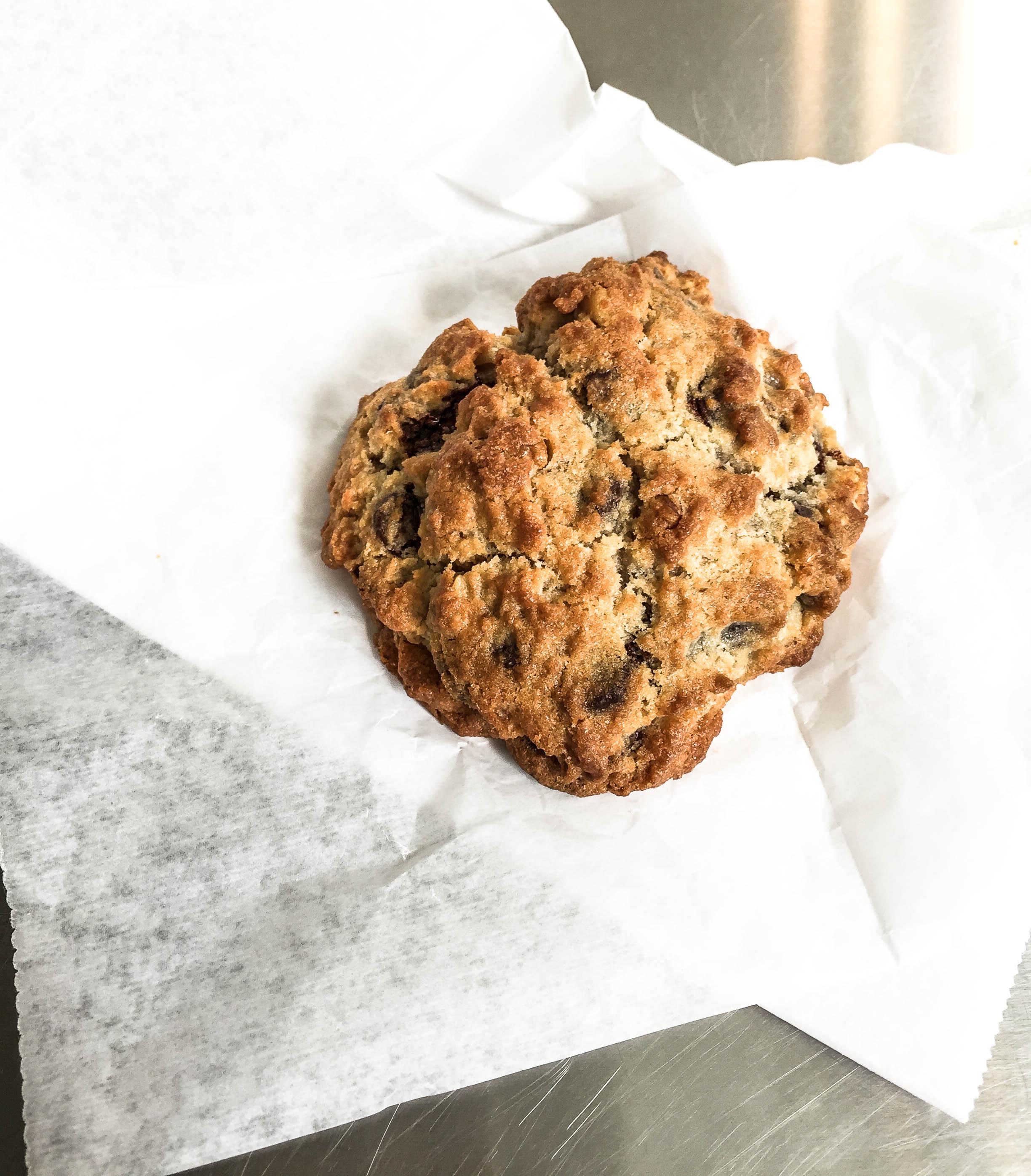 ROSE & IVY Journal A Taste of New York Levain Bakery