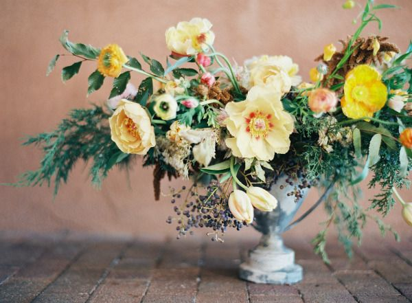 ROSE& IVY Journal Summer Bouquets