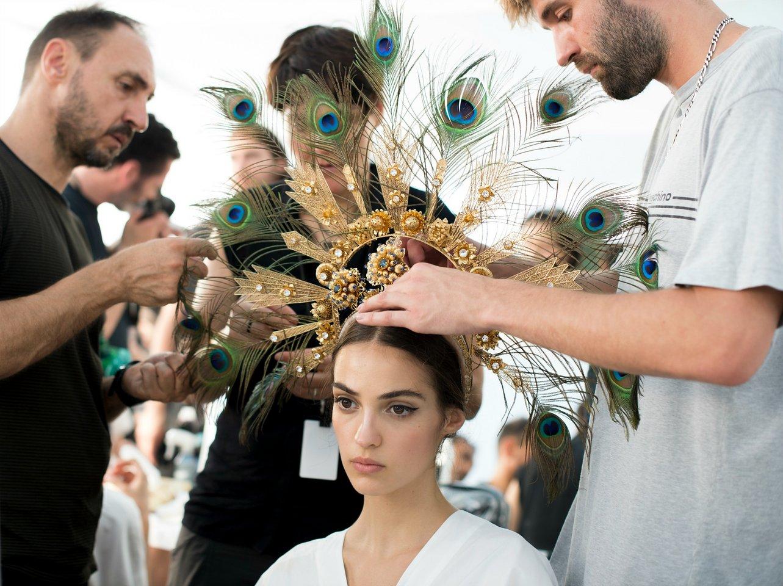 ROSE & IVY Journal Dolce & Gabbana Alta Moda Fall 2015