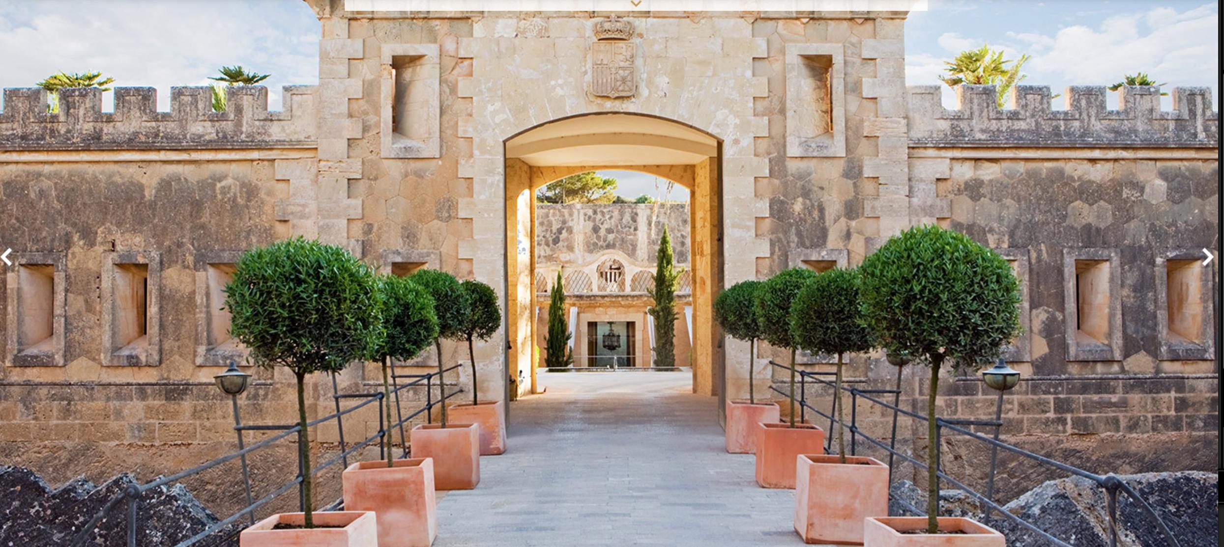 ROSE & IVY Journal Cap Rocat Mallorca