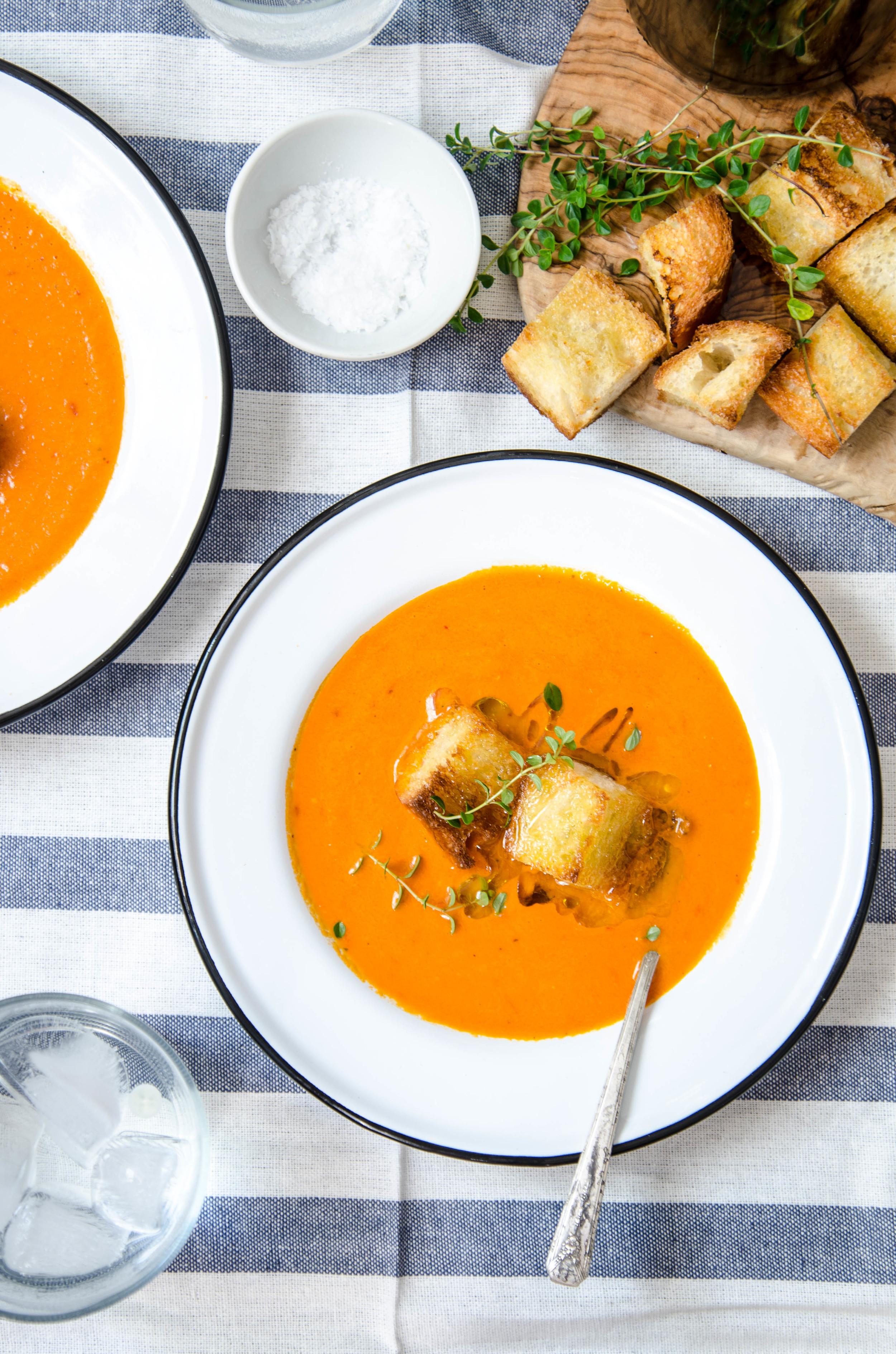 ROSE & IVY Jornal Roasted Tomato Soap