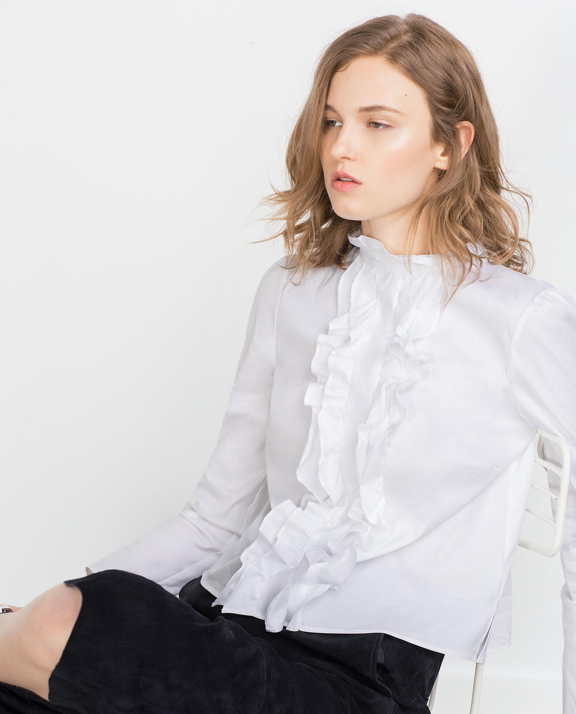 ROSE & IVY Journal Zara Fall 2015