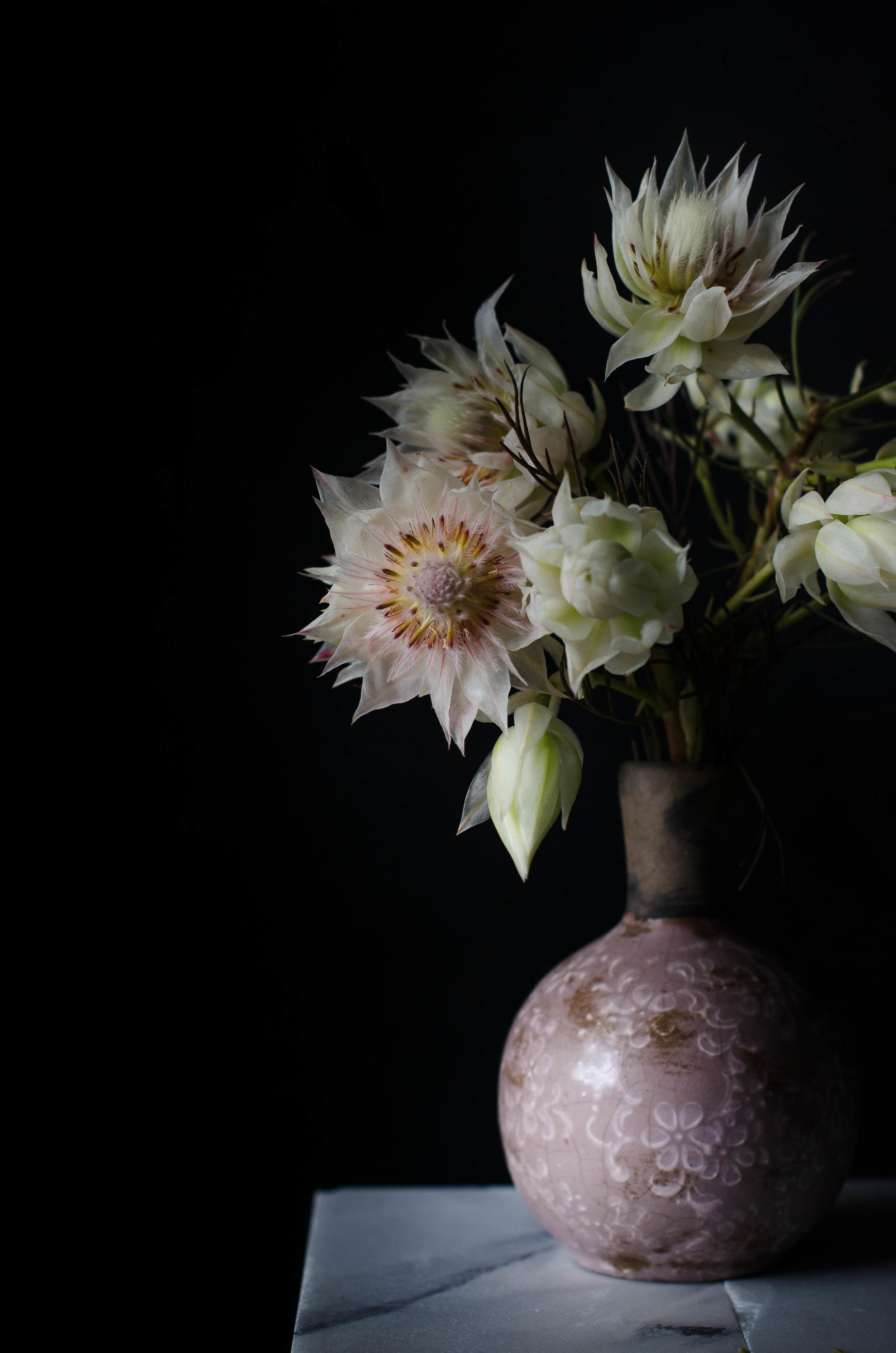 ROSE & IVY Journal Petal by Petal Blushing Bride