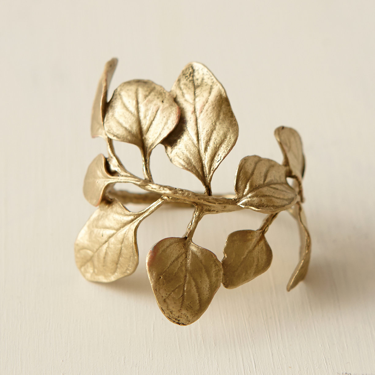 Oregano Napkin Ring