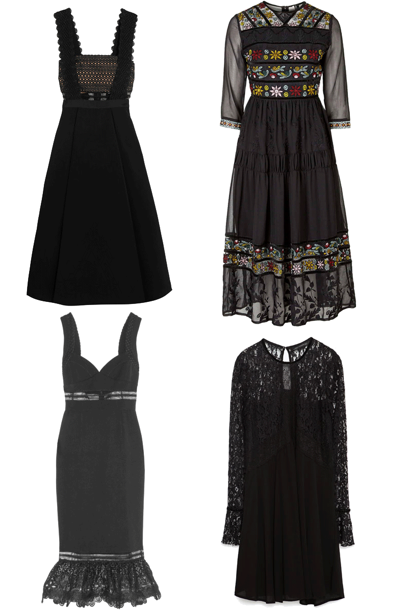 ROSE & IVY Journal Holiday Dresses